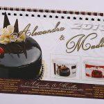 Настолен календар Александра и мадлен